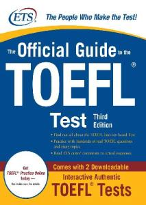 دانلود رایگان کتاب The Official Guide to the TOEFL iBT