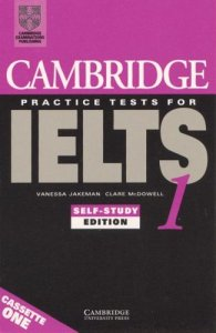 دانلود رایگان کتاب Cambridge Practice Tests for IELTS 1