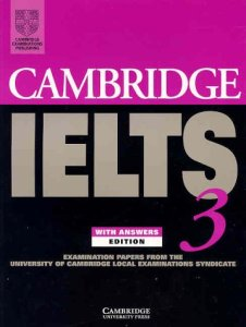 دانلود رایگان کتاب Cambridge IELTS 3 Student's Book with Answers: Examination Papers from the University of Cambridge Local Examinations Syndicate