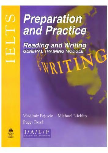 دانلود رایگان کتاب IELTS Preparation and Practice: Reading and Writing General Training Module